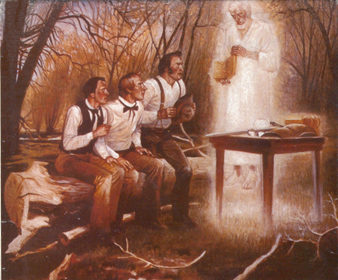 Image result for three witnesses of the book of mormon